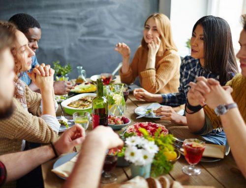 DIETA – Come sopravvivere alla cena fuori